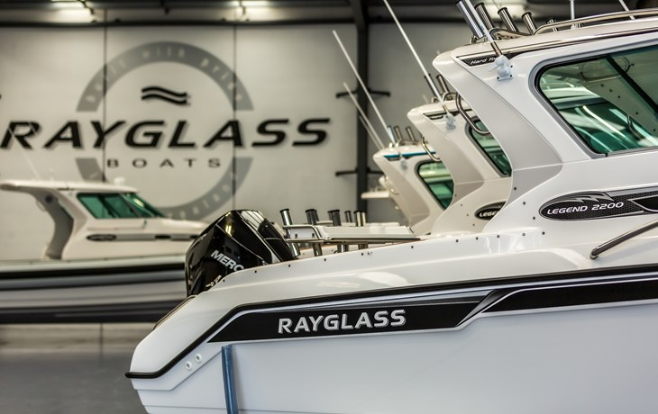 Everything you need to know about the Rayglass In-House Boat Show