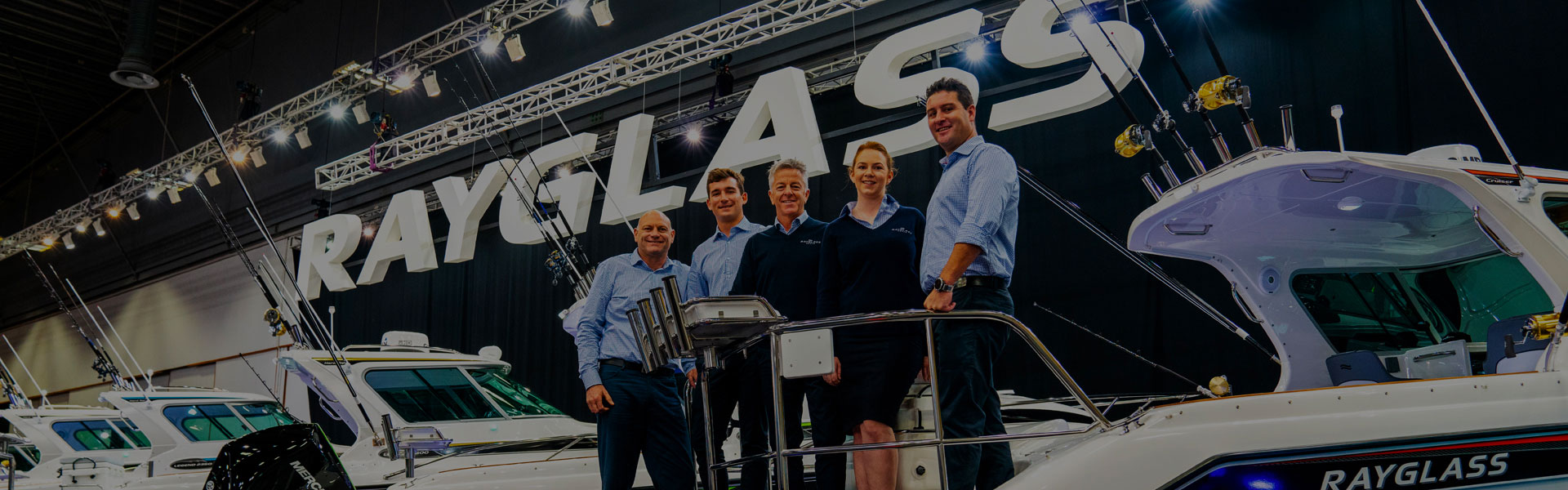 Meet All Of Our Highly Qualified Team At Rayglass Boats